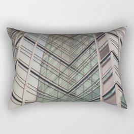 City Chevron Rectangular Pillow