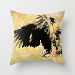 EAGLE LEADER Throw Pillow
