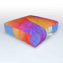Yin and Yang II Outdoor Floor Cushion