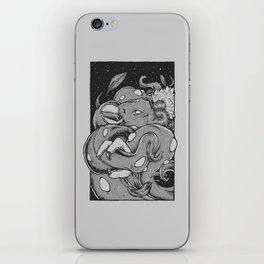 Tents Attack!  iPhone Skin