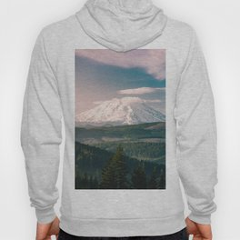 Saints and Sinners - 126/365 Nature Photography Mount St. Helens Hoody