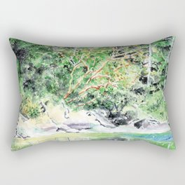 Arbutus Rectangular Pillow