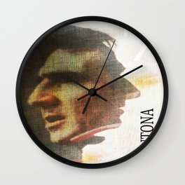 King Eric No7 Wall Clock