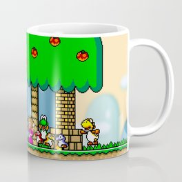 Super Mario World Coffee Mug