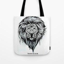 Dominium Lion Tote Bag