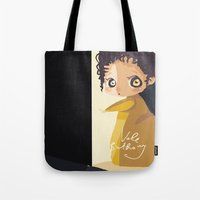 mini Tote Bags featuring Mini by Vale Bathory