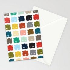 Bears, Bears, Bears Stationery Cards