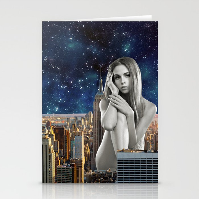 New York Waiting Stationery Cards