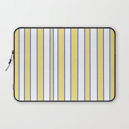 Strips 3-line,band,striped,zebra,tira,linea,rayas,rasguno,rayado. Laptop Sleeve