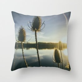 Vernonia Throw Pillow