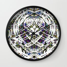 Seat of the Soul Wall Clock