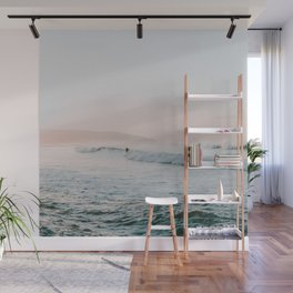 summer waves Wall Mural