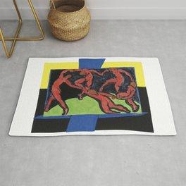 Henri Matisse - La Danse 1938 (The Dance) Artwork for Prints Posters Tshirts Women Men Kids Rug