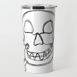 Skull n' Bones Travel Mug