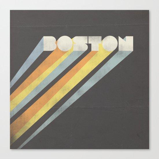 Boston : Resilient Canvas Print
