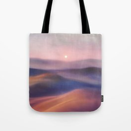 Minimal abstract landscape II Tote Bag