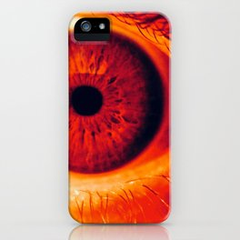 Move It Away (Eye) iPhone Case