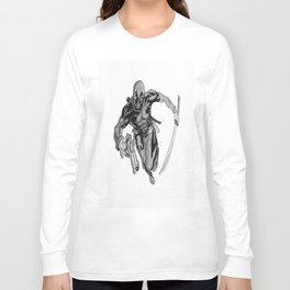 Pool of the Dead (Edition #3) Long Sleeve T-shirt