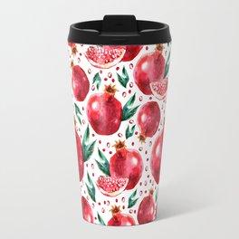 Pomegranates Travel Mug