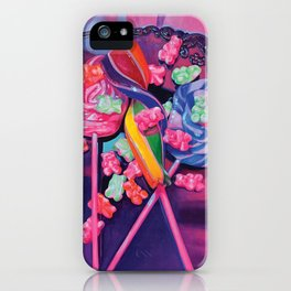 Gender ain't got nothing to do with my selection  iPhone Case
