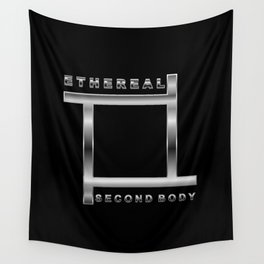ETHEREAL SECOND BODY Wall Tapestry