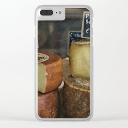 Autumn in Tuscany 14 Clear iPhone Case