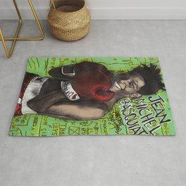 Jean-Michel Basquiat Rug