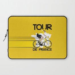 Tour De France Laptop Sleeve
