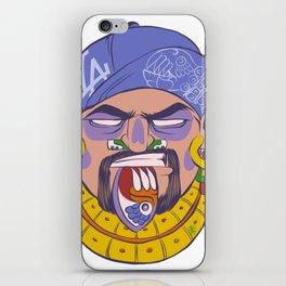 DTM Azteca iPhone Skin