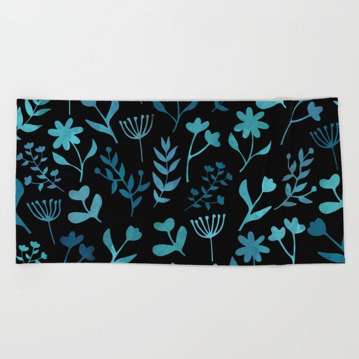 Lovely Pattern XIV Beach Towel