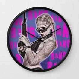 BANG BANG 2 Wall Clock