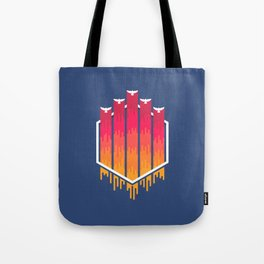 The Color Of The Night Tote Bag
