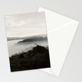 Fog (once again) Stationery Cards
