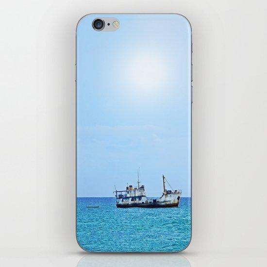 RUST FLOATS (Guadacanal, Solomon Islands) iPhone & iPod Skin