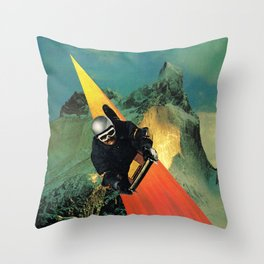 lect Throw Pillow