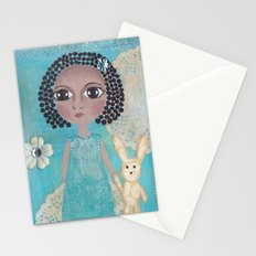 Real friend Stationery Cards