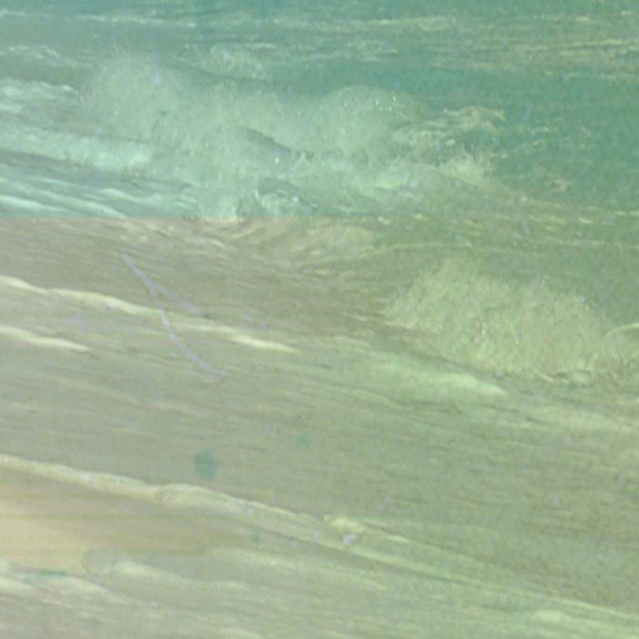 Carribean sea Leggings