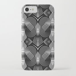 Art Deco. Diva 27 . iPhone Case