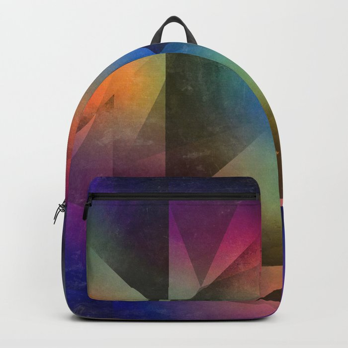 Cuts XX - Colour vs Form Backpack