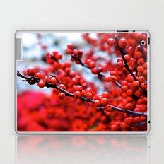 Festive Berries 2 Laptop & iPad Skin