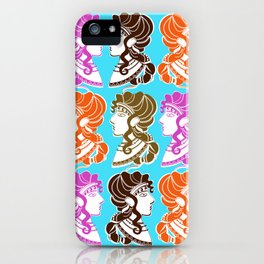 Minoan Ladies II iPhone Case