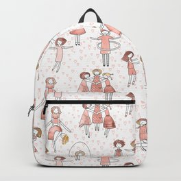 Ring a Ring o' Roses Backpack