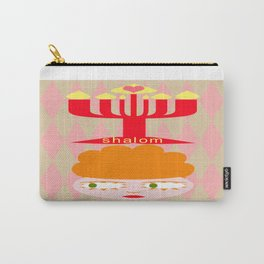 bbnyc: shalom with love 2 Carry-All Pouch