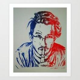 Markiplier Art Print