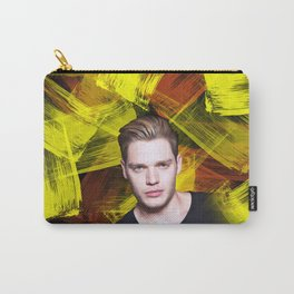 Dominic Sherwood - Celebrity Art Carry-All Pouch