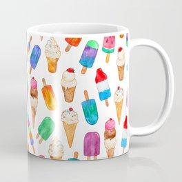 Summer Pops and Ice Cream Dreams Coffee Mug