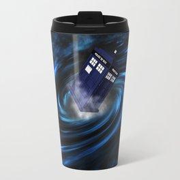 TARDIS BLUE HOLE Travel Mug