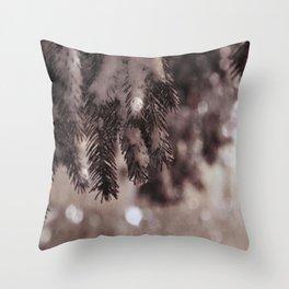 Stille Nacht ~ Silent Night Throw Pillow