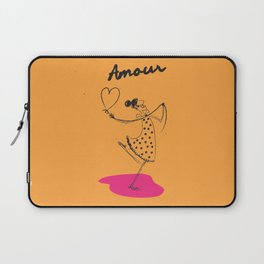 """The Ink - """"Amour"""" Laptop Sleeve"""