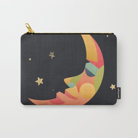 Imaginative Moon Carry-All Pouch
